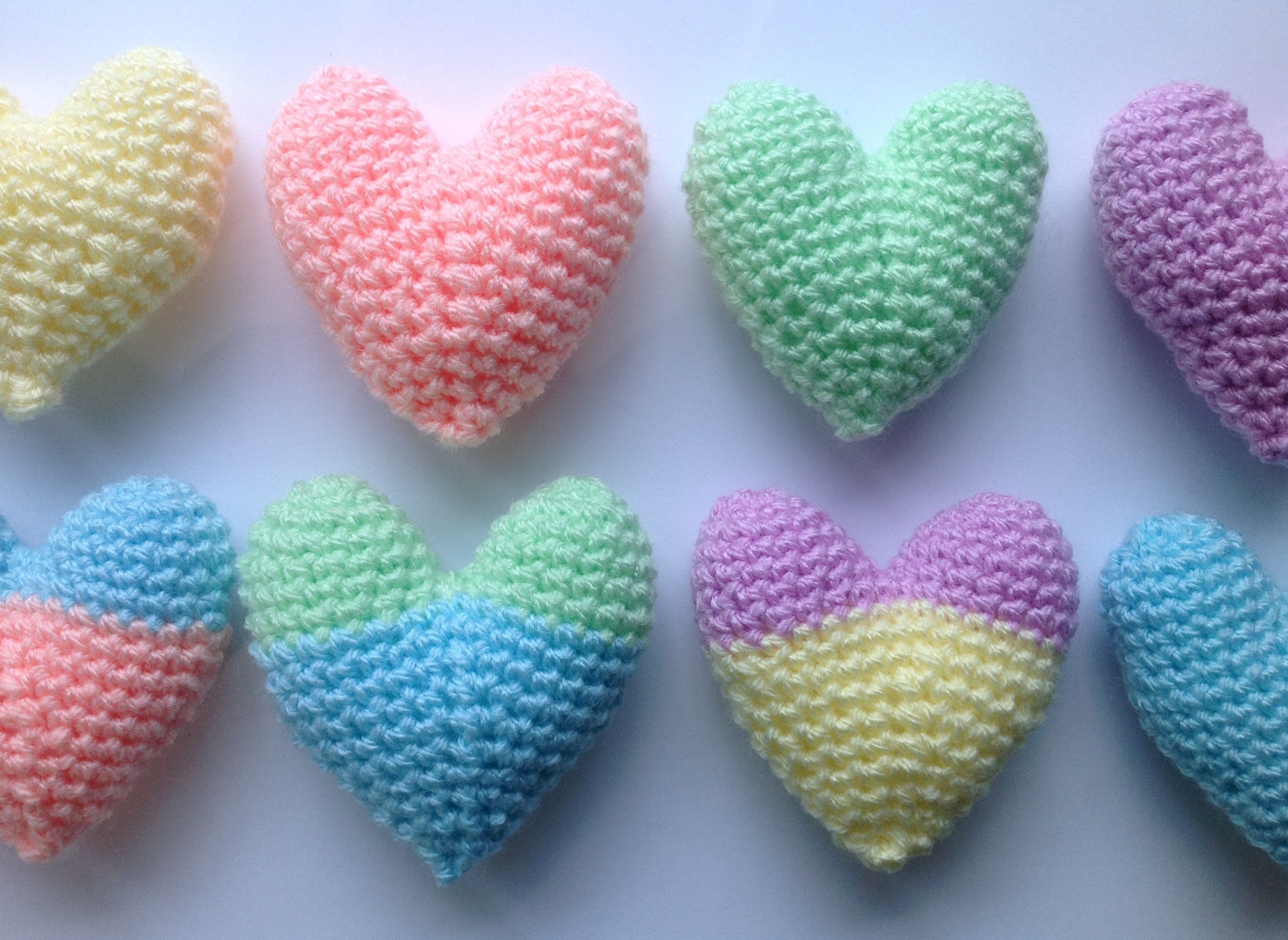 Heart - Crochet Pattern