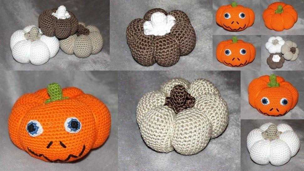 ebook pumpkin in four different sizes bei Makerist - Bild 1