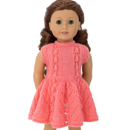 Summer dress  18 inch  dolls at Makerist - Image 1