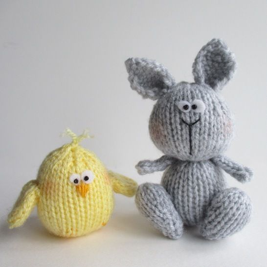 Bunny and Chicky at Makerist - Image 1