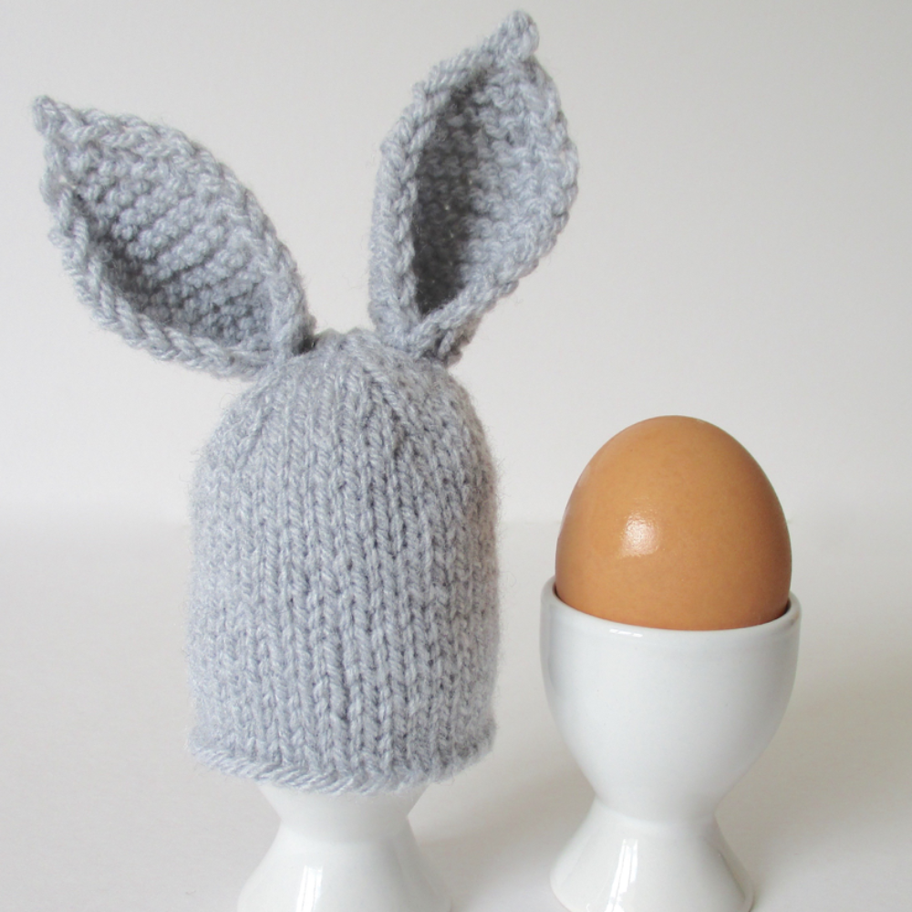 Bunny Ears Egg Cosy