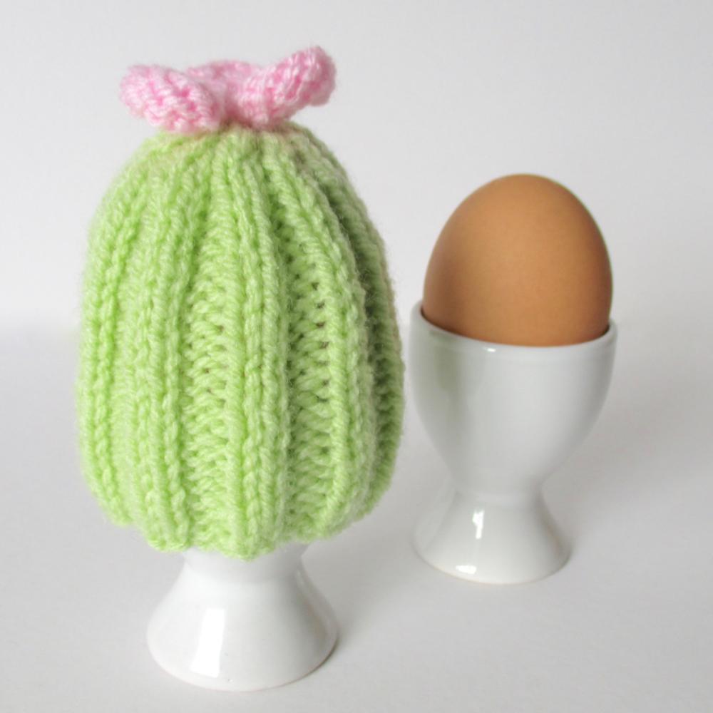 Cactus Egg Cosy