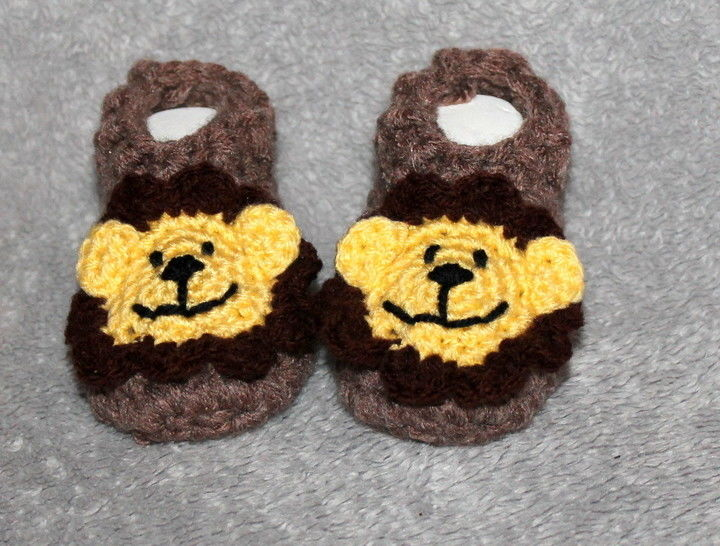 lions socks different sizes (3,5, 4,3, 5,1 inches) at Makerist - Image 1