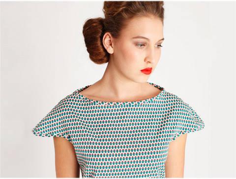 Schnittmuster Kleid und Shirt Amber bei Makerist