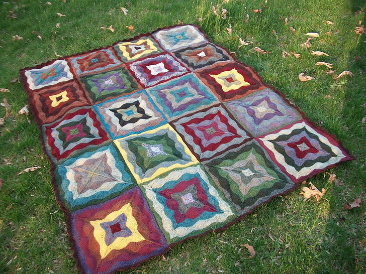 Merrywood Throw at Makerist - Image 1