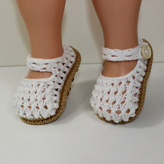 Toddler Simple Lacey Sandals at Makerist - Image 1
