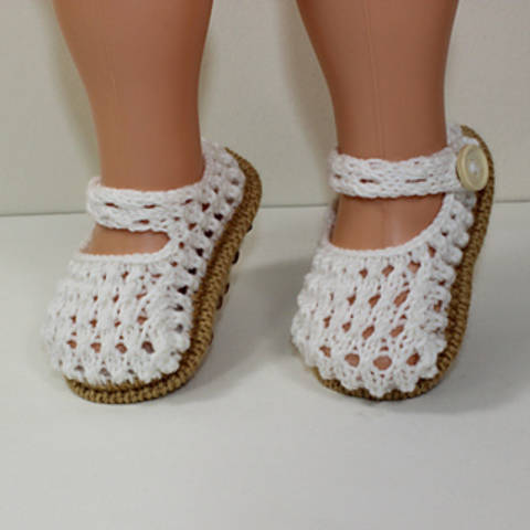 Toddler Simple Lacey Sandals
