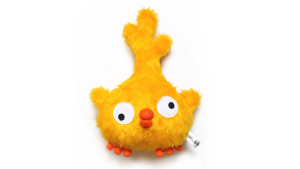 Poloko the chicken plushie sewing pattern at Makerist - Image 1