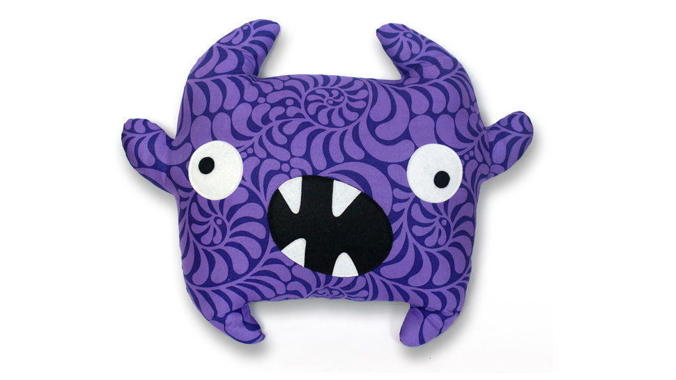 Zumba the monster sewing pattern at Makerist - Image 1
