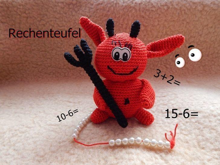 """Rechenkette """"Rechenteufel"""" bei Makerist - Bild 1"""