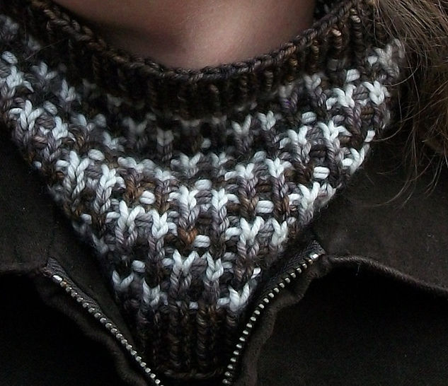 Carrousel Cowl at Makerist - Image 1
