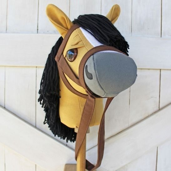 Mustang Stick Horse Hobby Horse at Makerist - Image 1