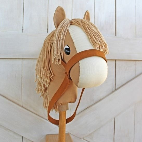 Classic Stick Horse Hobby Horse with Unicorn at Makerist - Image 1