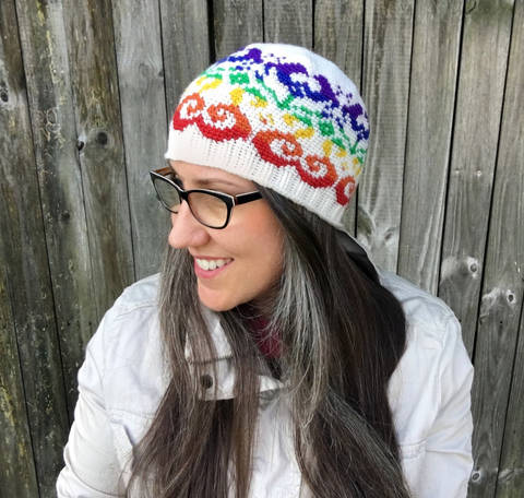 All Ages Blooming Beanie at Makerist