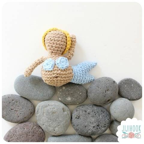 Mermaid Crochet Pattern at Makerist