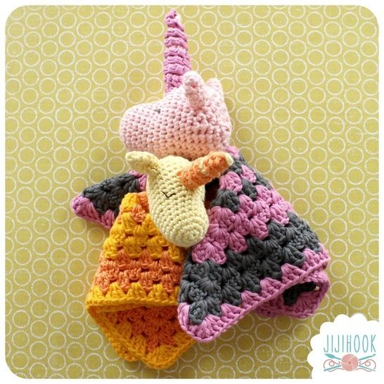 Unicorn Crochet Pattern at Makerist - Image 1