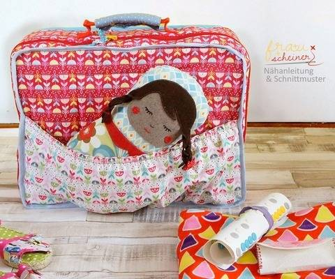 Kinder Koffer nähen