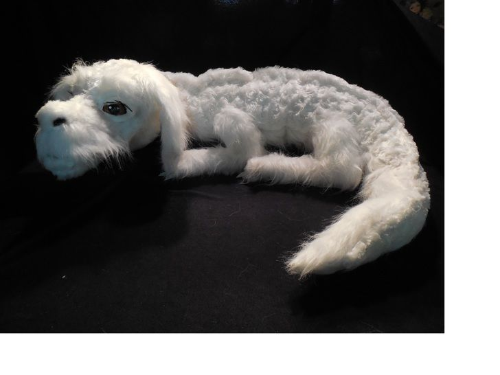 Falkor Plush Toy Pattern at Makerist - Image 1