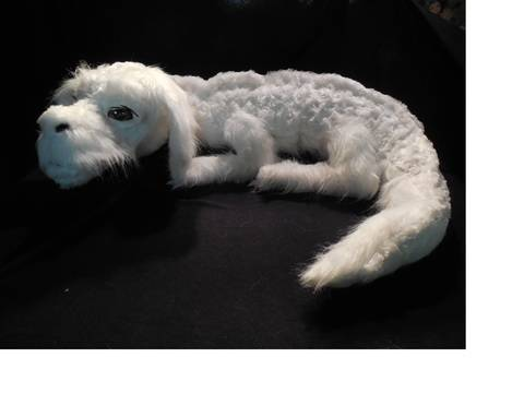 Falkor Plush Toy Pattern at Makerist