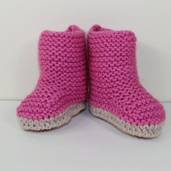 Toddler Chunky Boots at Makerist - Image 1