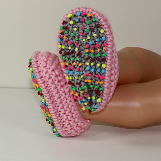Toddler Chunky Slippers