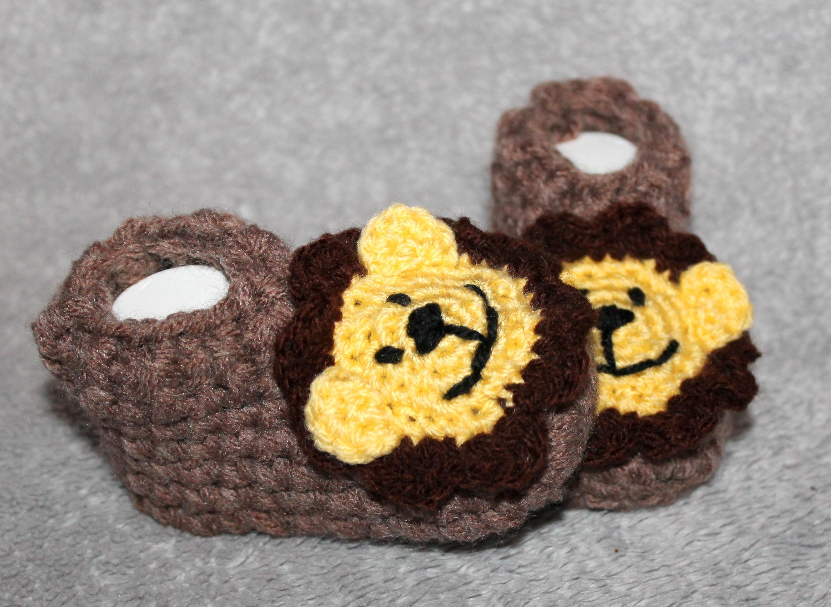 ebook Löwensöckchen in zwei Größen