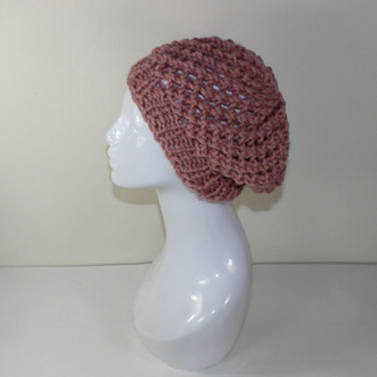 Super Chunky Lace Beret at Makerist - Image 1