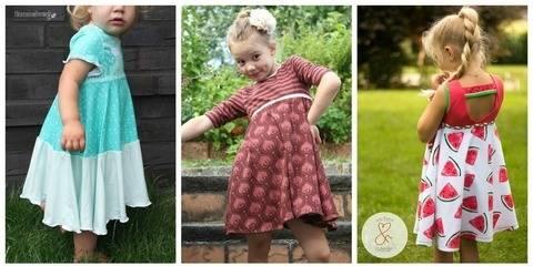 Kleid Erweiterung Mini Fiona bei Makerist