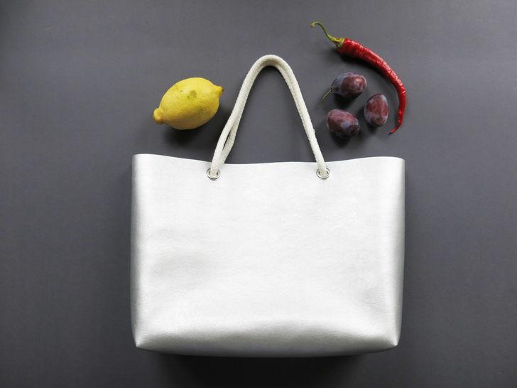 Superschnelle einfache Einkaufstasche oder Goody Bag bei Makerist - Bild 1