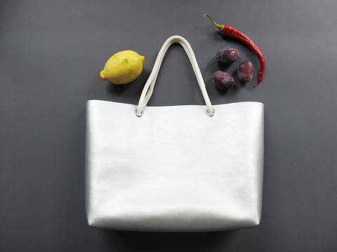 Superschnelle einfache Einkaufstasche oder Goody Bag bei Makerist