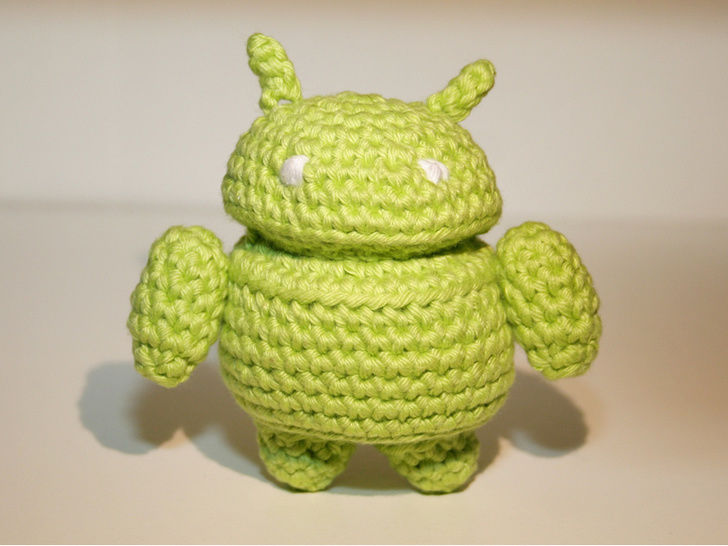 Android - Crochet Pattern at Makerist - Image 1