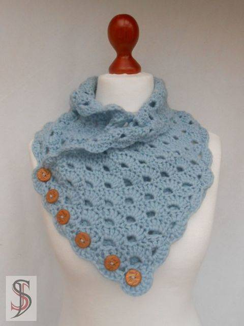 Neckwarmer 08/16 bei Makerist