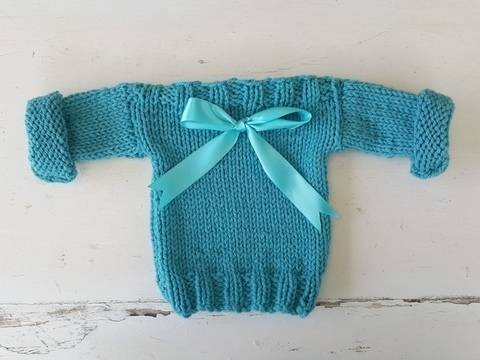Easy Baby Sweatshirt Pullover at Makerist