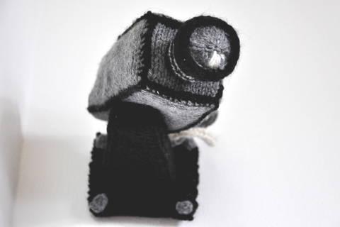 Security Camera Knitting Pattern PDF at Makerist