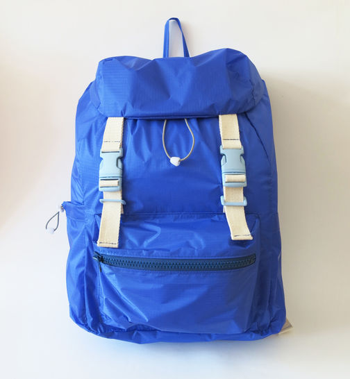 e2dd21447add Rucksack No. 2 mit Steckschnallen, Kordelzug und verstellbaren Trägern -  Größe M, für Damen