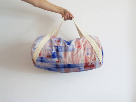 Sporttasche - Duffle Bag bei Makerist