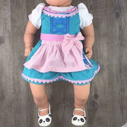 Babykleid Siggi Nähanleitung und Schnittmuster bei Makerist