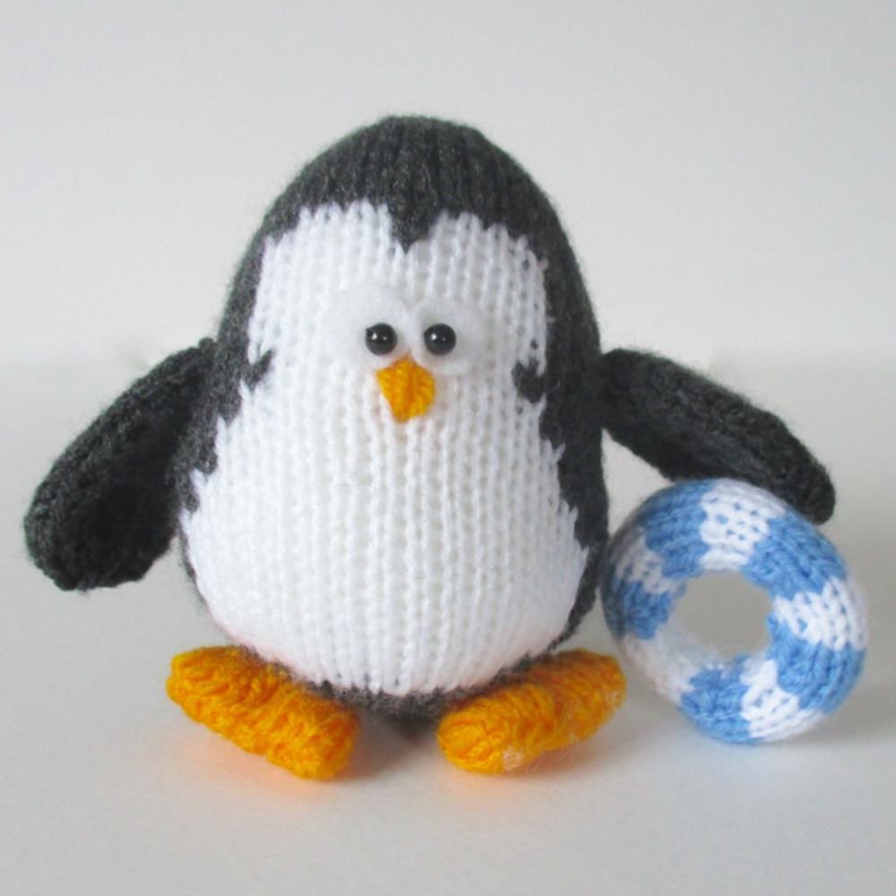Hopkins the Penguin