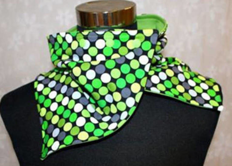 eBook scarf EASY in 3 sizes at Makerist - Image 1