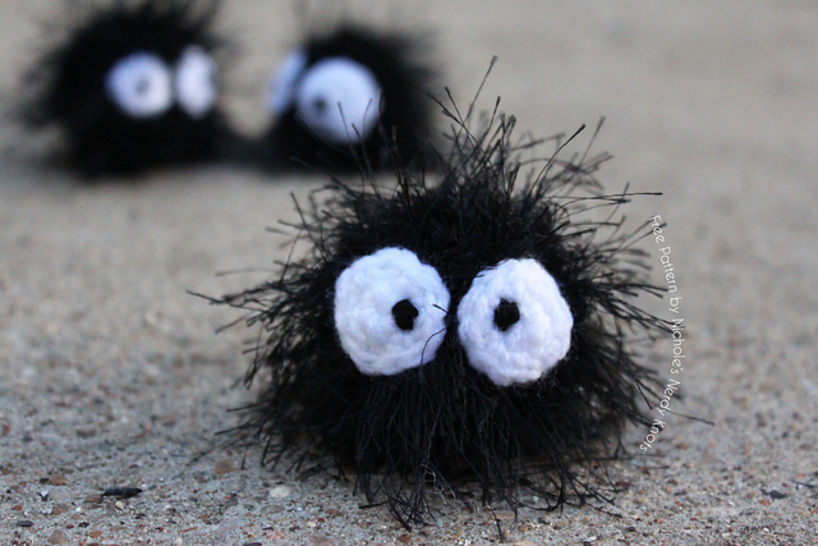 Soot Sprite - Crochet at Makerist - Image 1