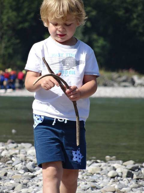 Super-Kid Chillers- die coole Hose für Kids- Gr. 50-146