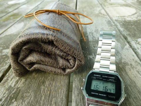 Henk - das Reisetui oder Utensilo für Uhren Nähanleitung und Schnittmuster