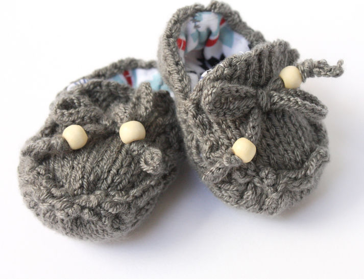 Baby Moccasin Loafers at Makerist - Image 1