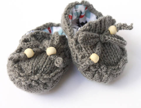 Baby Moccasin Loafers