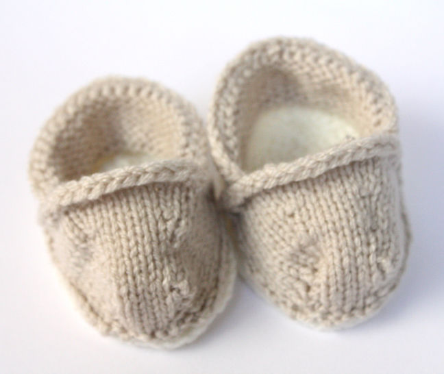 Knitted KATES (TOMS Inspired) Flates at Makerist - Image 1
