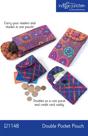 Double Pocket Pouch at Makerist - Image 1