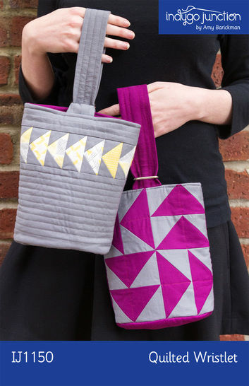 Quilted Wristlet at Makerist - Image 1