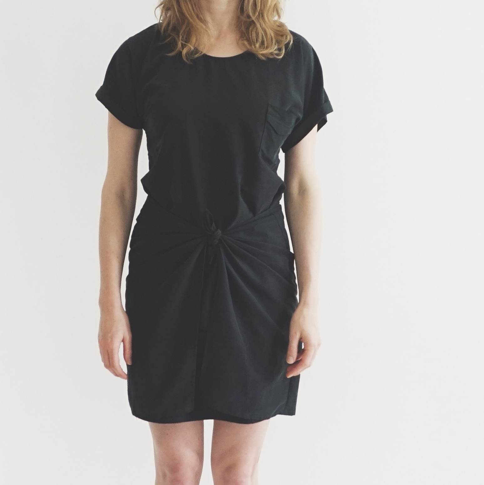 Tie Dress - Easy PDF Sewing Pattern