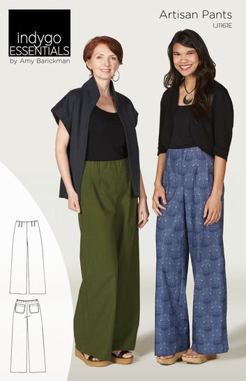 Indygo Essentials - Artisan Pants at Makerist - Image 1
