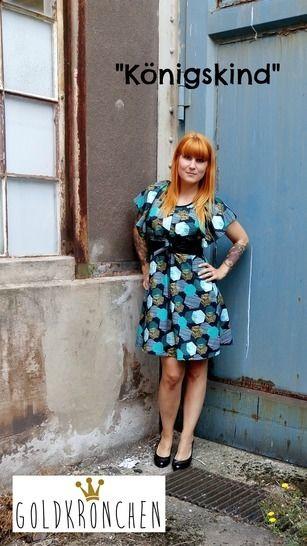 Königskind Ebook, Kleid, Shirt, Bolero/ Strickjacke Gr.36-42 bei Makerist - Bild 1